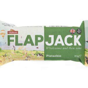 FLAPJACK PISTACIO  80 g