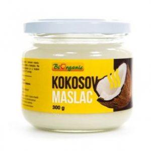 KOKOSOV MASLAC BIO