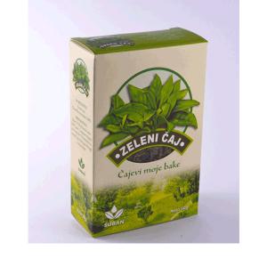 Zeleni čaj list 50 g