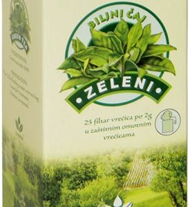 Zeleni čaj filter